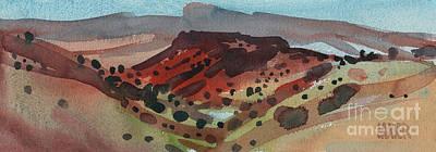 Valley Vista Original by Donald Maier