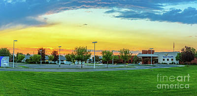 Photograph - Valor Health Hospital by Robert Bales