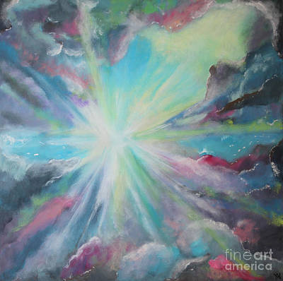 Painting - Inspire by Stacey Zimmerman