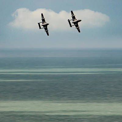 Photograph - Vampires Over The Channel by Chris Lord