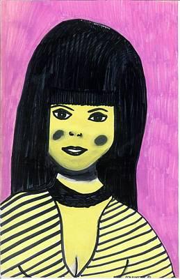 Vampy Schoolgirl Original