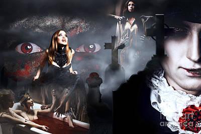 Photograph - Vampyre by John Rizzuto