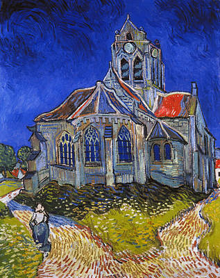 Photograph - Van Gogh: Auvers, 1890 by Granger