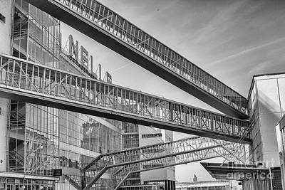 Photograph - Van Nelle Factory In Rotterdam by Patricia Hofmeester