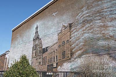 Photograph - Van Wert Mural by Ann Horn