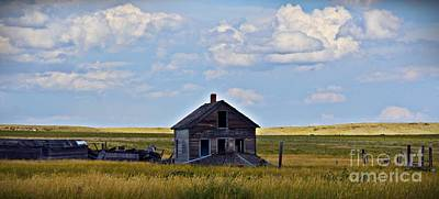 Photograph - Vananda Homestead by Chalet Roome-Rigdon