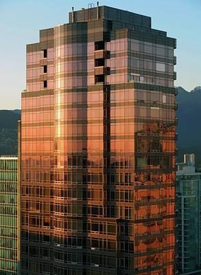 Vancouver 10 Art Print