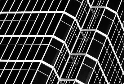 Photograph - Vancouver Building by Bill Kellett