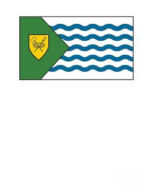 Vancouver Flag Original