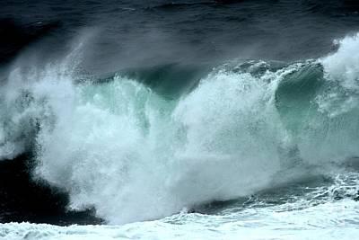 Photograph - Vancouver Island Crashing Waves by Adam Jewell