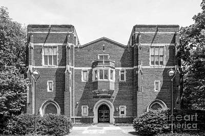 Aau Photograph - Vanderbilt University Neely Auditorium by University Icons
