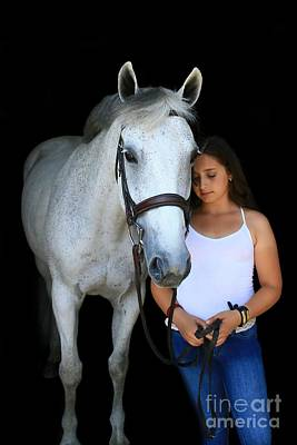 Photograph - Vanessa-ireland20 by Life With Horses