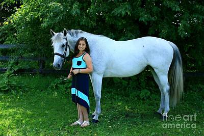 Photograph - Vanessa-ireland25 by Life With Horses