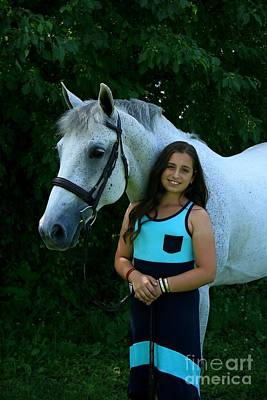 Photograph - Vanessa-ireland26 by Life With Horses