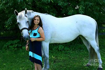 Photograph - Vanessa-ireland28 by Life With Horses