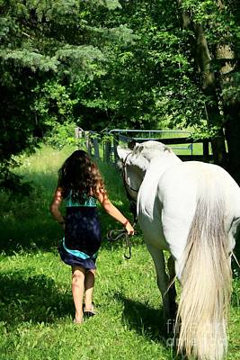 Photograph - Vanessa-ireland32 by Life With Horses