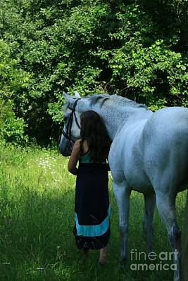 Photograph - Vanessa-ireland34 by Life With Horses