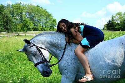 Photograph - Vanessa-ireland40 by Life With Horses