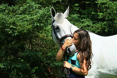 Photograph - Vanessa-ireland44 by Life With Horses