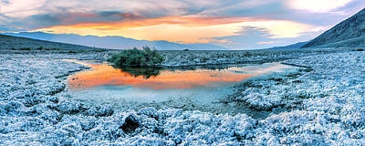 Death Valley Photograph - Vanilla Sunset by Az Jackson