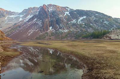 Photograph - Vanishing Lake Ellery 3 by Jonathan Nguyen