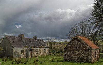 Photograph - Vanishing Ireland by Michael Quinlan