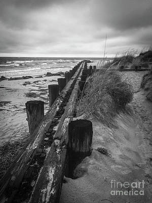 Photograph - Vanishing Point by Dale Powell