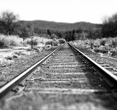Photograph - Vanishing Point by JoAnn Lense