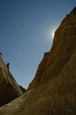 Photograph - Vanishing Sun by David Gordon