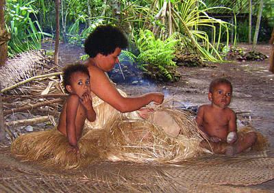 Photograph - Vanuatu 3 by Elisabeth Dubois