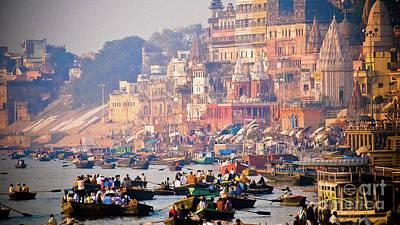 Photograph - Varanasi by Derek Selander