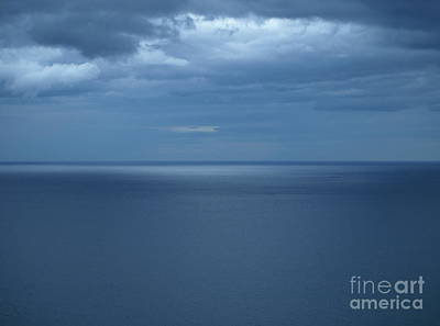 Photograph - Varazzewater03 by Mary Kobet