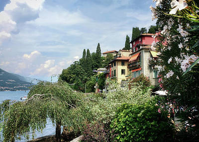 Photograph - Varenna by Jim Hill