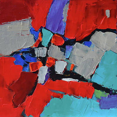 Painting - Variation by Elise Palmigiani