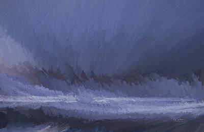 Digital Art - Variations 7 2 by Bill Posner