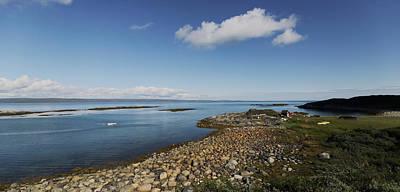 Grateful Dead - Varangerfjord in Arctic Norway by Pekka Sammallahti