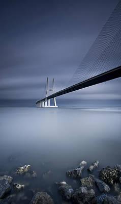 Photograph - Vasco Da Gama Iv by Bruno Amaral