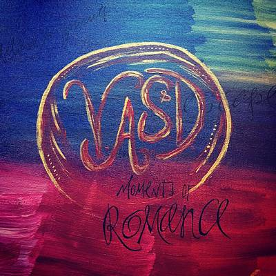 Painting - Vasd Embrace The Chaos  by Dorothy Visker