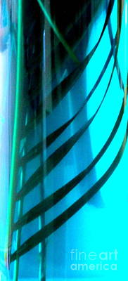 Photograph - Vase Azul by Randall Weidner