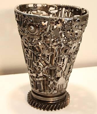 Vase Art Print by Jacob Diehl