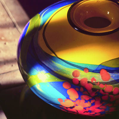 Photograph - Vase by Samuel M Purvis III