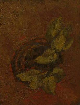 Naturmort Painting - Vase by Turbazzi