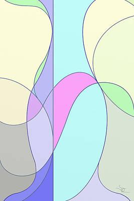 Digital Art - Vase by Victor Shelley