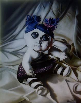 Painting - Vashler Baby Doll by Lori Keilwitz