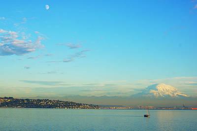 Photograph - Vashon Island by Angi Parks