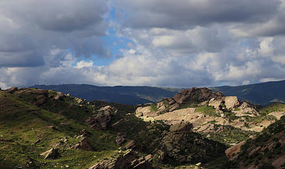 Photograph - Vasquez Rocks Natural Area by Viktor Savchenko