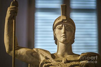 Photograph - Vassallo's Minerva Queen Sofia Cultural Center Cadiz Spain by Pablo Avanzini