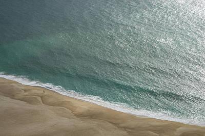 Photograph - Vast Ocean by Georgia Mizuleva