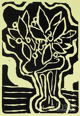 Vasum Yellow Original by Phillip Castaldi
