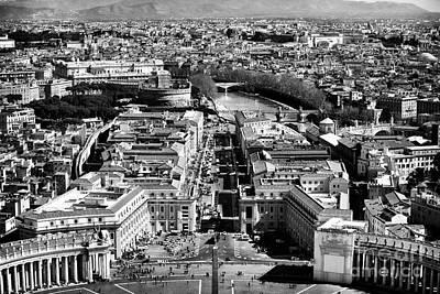 Photograph - Vatican City by John Rizzuto